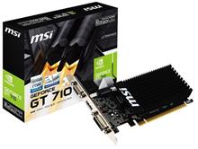 MSI GT 710 LP 2GD3H Graphics Card